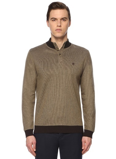 George Hogg Sweatshirt Vizon